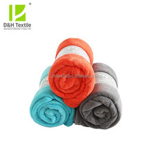 Soft Coral Fleece Blanket Factory China