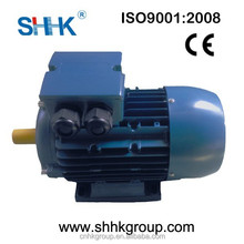 2.2 kw three phase asynchronous electric motor