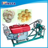 corn food extrusion machine/ puffed corn snacks making machine