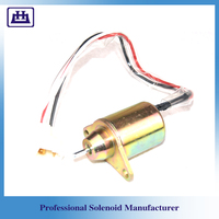 119653-77950 Electronical Fuel Shut Down Solenoid Coils With High Quality Used For 4TNV94L-SFN For Yanmar
