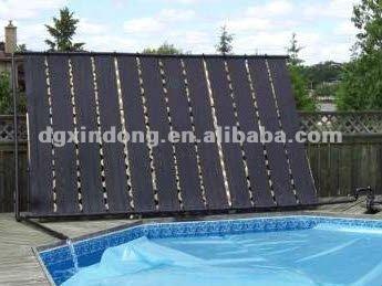 Sint tico de goma bricolaje casero solar de la piscina for Calentador piscina casero