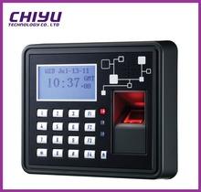Web-Based Fingerprint RFID Card Access Controller