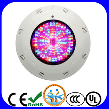 603p New design ABS IP68 RGB Swimming Pool 12V Underwater LED Lights