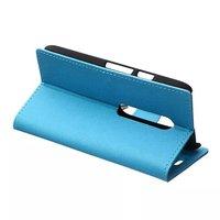 Cass Leather wallet cover stand Flip Case for Motorola Moto G (3rd Gen) G3 / G 2015 XT1541 XT1542 XT1550