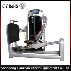 Professional strength gym equipment / commercial equipment/seated horizontal Leg press TZ-6016