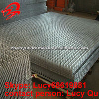 High Quality SS 304 Welded Wire Mesh Panel (15 years factory, competitive price)
