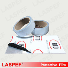 Black & white LDPE film