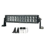 High lumen straight 72w auto 4x4 offroad wholesale led light bars off road