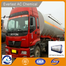 Manufacturer China ISO Tank Ammonia Gas