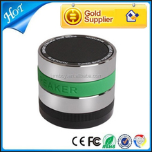 low cost portable mini wireless bluetooth speaker with microphone