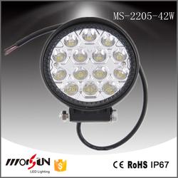 24v led machine work light, 42W led work light be used cars for sale