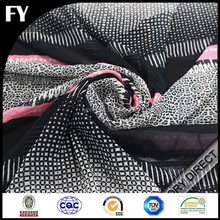 Factory high quality digital printed cotton mosquito net fabric