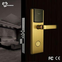 wired type TCP/IP hotel door lock China supplier/manufacture