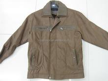 Hot sale export surplus branded garments coat jacket
