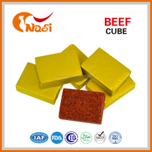 Nasi soy sauce ingredients beef seasoning cube for sale