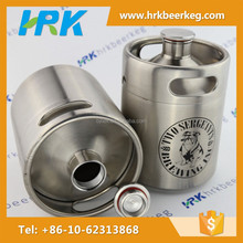 Brewery craft 304 stainless steel beer keg for sale