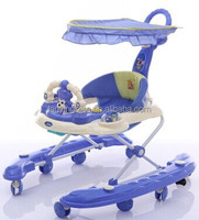 colorful factory price baby walker/high quality fashion custom baby walker