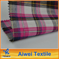 Cotton Yarn Dyed Plaid Designs How to Dye Cotton Fabric at Home