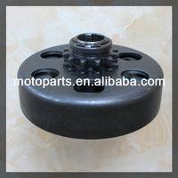 "Centrifugal clutch for Gocart/Minibike 12 tooth 3/4"" #35 chain ,sports go karts/4-stroke go kart/four wheel go kart toy"