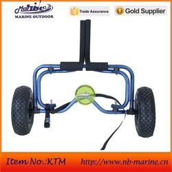 Aluminium boat trailer, Kayak trailer trolley for sale, Foldable lightweight trolley