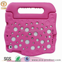 2015 New arrival eva kid proof tablet for ipad mini case with handle