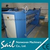 Reliable design two - rollers ironing machine