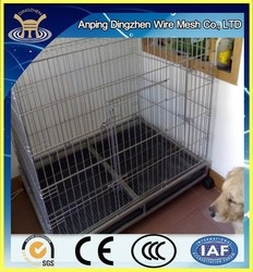 High Quality Used Large Dog Kennel For Sale / Used Large Dog Kennel Supplier