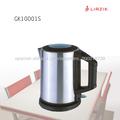 GK-1001S alta calidad 1.0l acero inoxidable hervidor eléctrico