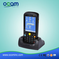 Industrial PDA mobile with barcode scanner and RFID reader supports GPRS, WIFI