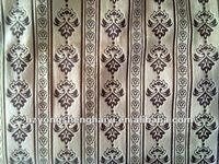 100% polyester bronzed velvet for seat cover/upholstery velvet