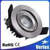 smart design and competitive price Led Downlight 4inch New Design led lights