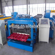 roof ridge tiles roll forming machine for special use