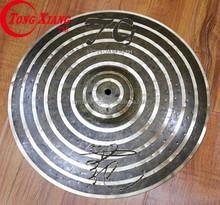 TG manual cymbal 10splash