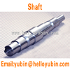 High Accuracy Customized Forged Large Diameter Shaft for Machinery Equipment
