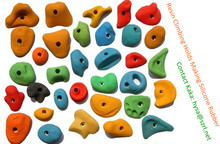 Resin Climbing Holds Molds Making Silicone Rubber