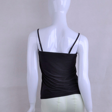 Low Price Popular Young Girl Belt Tank Tops With Built In Bra