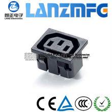 Lz-f-2 c13 el poder femenino zócalo 3p con broche de presión- en
