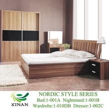 Guangzhou Cheap Modular Bedroom Furniture