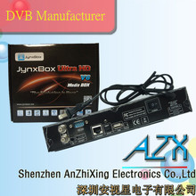 Maxfly receptor de satélite digital módulo jb200 para 8 psk canais jynxbox ultra hd v6
