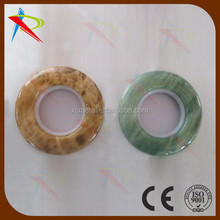 High quality plastic curtain eyelets rings