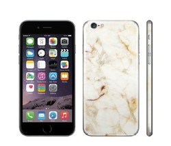 for iphone 6 back cover skin sticker,unique marble cover for iphone 6 sticker