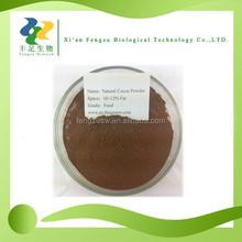 High quality natural cocoa powder
