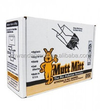 wd1441 Mutt Mitt Poop Pick-Up Bags, Dog Waste Poop Bags With Printed Box