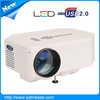 Hot Sale Cheapest HD LED Mini Projector with UC30