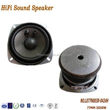Best price for 77mm 3ohm 50W 2.0 channel Multimedia Active Speaker System