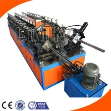 Metal Profiles Making Equipment Automatic Cold Building Steel Frame Metal Stud & Track Making Lines