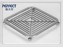 Metal hot pot cooling rack heat insulation wire rack