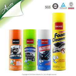 Aerosol Car Cleaner Product