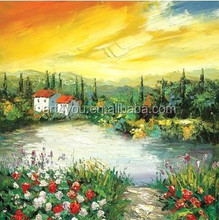 Reproduction natural scenery wall picture 15702