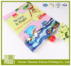 colorful printing booklet printing house